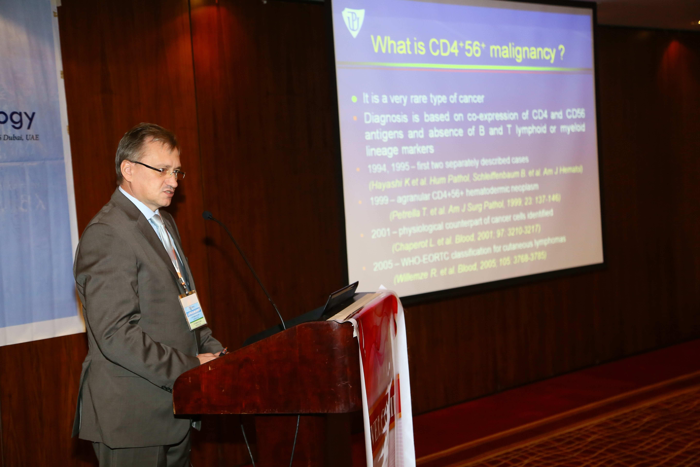 Cancer conference - Dr. Martin Klabusay