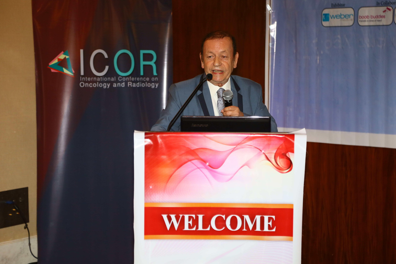 Cancer conference - Dr. Michel weber