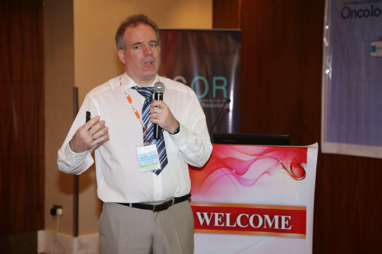 Cancer conference - Dr. Oliver Szasz
