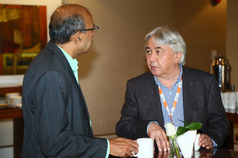 Cancer education conferences - Dr. Subhash Paknikar
