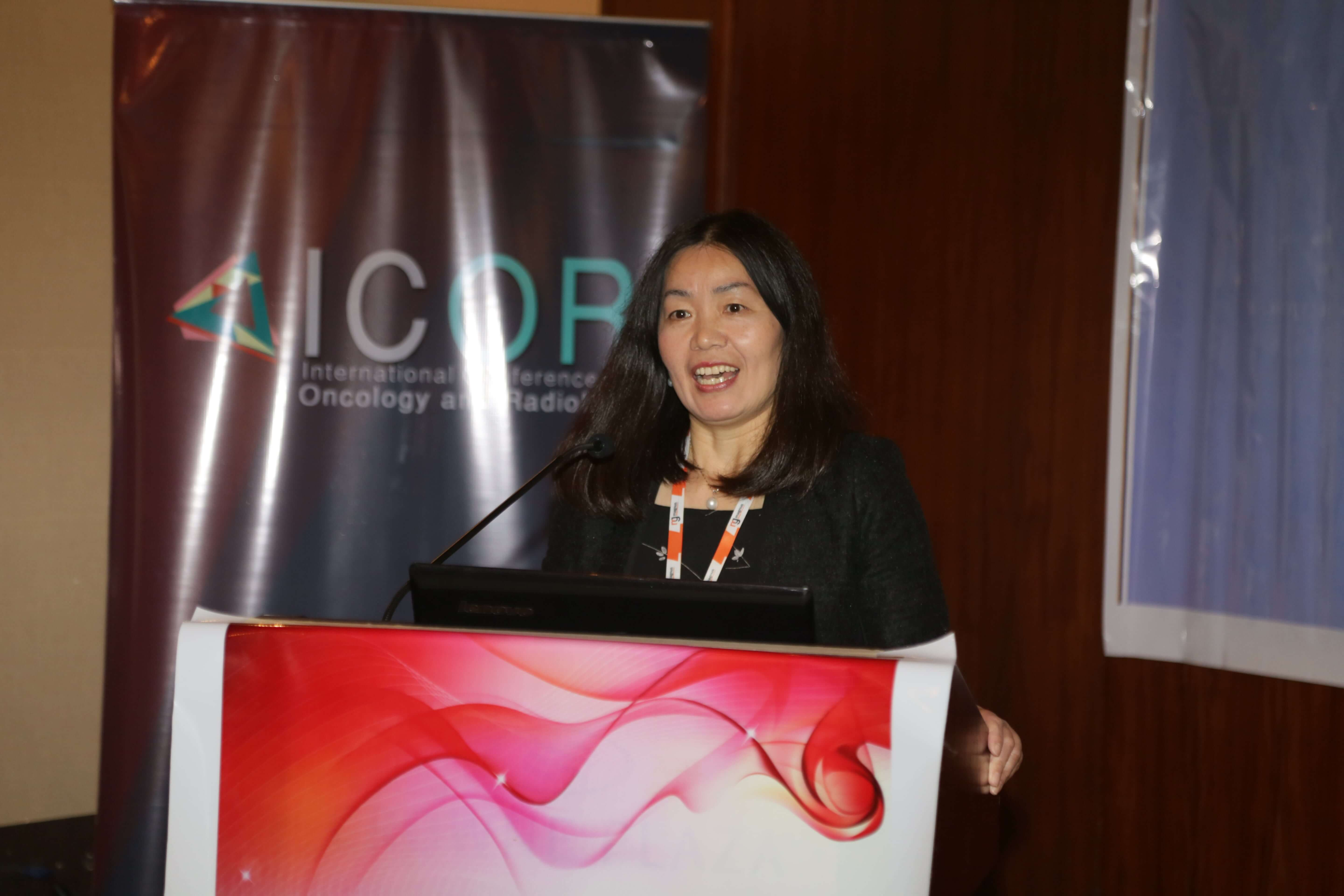 Cancer Conferences - Dr. Xiufen Zheng
