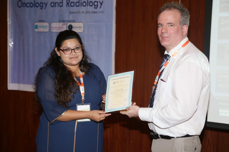 Cancer Congress - Mrs.Shreeya Pabi