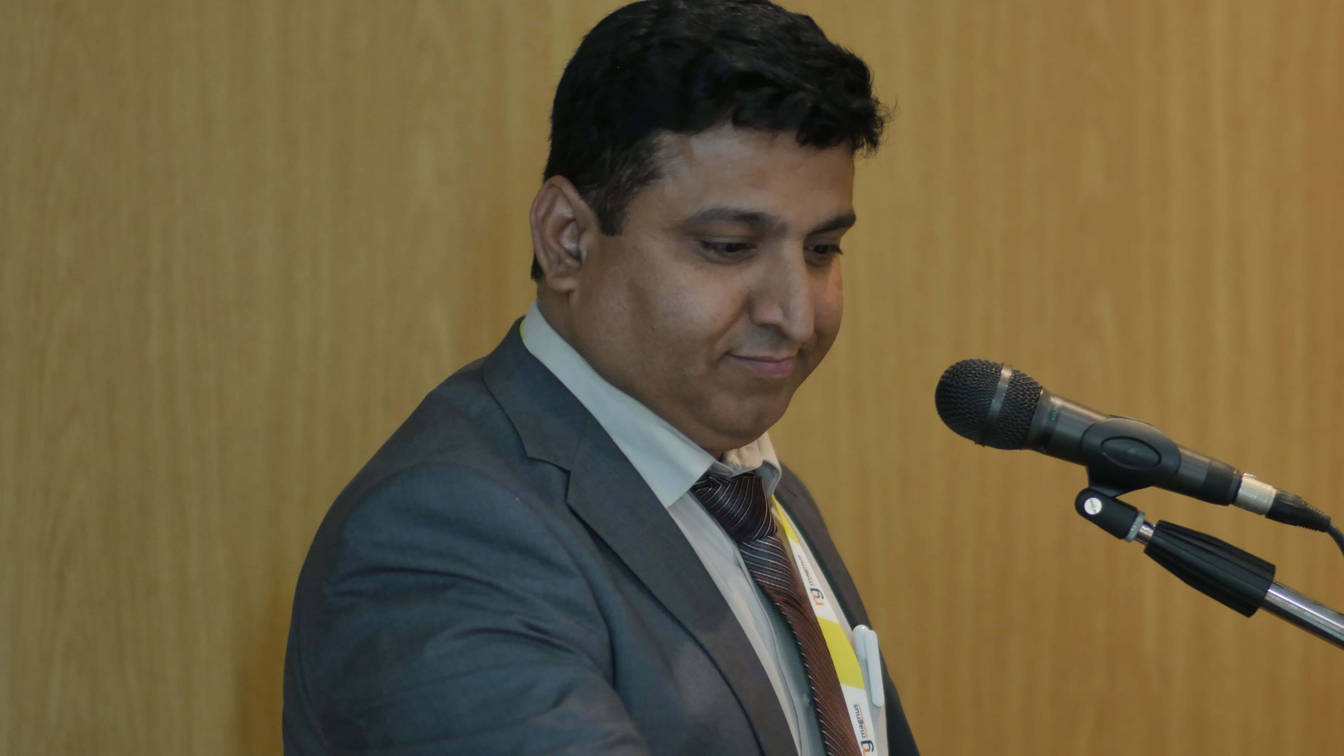 Cancer education conferences - Jalil Ur Rehman