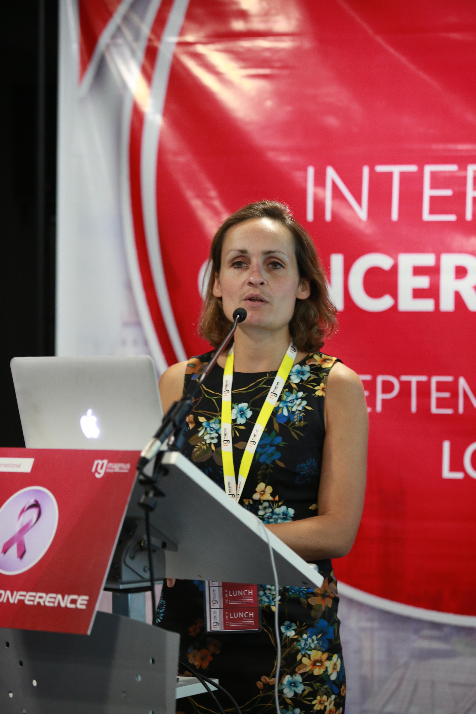 Speaker for Oncology Conferences - Penny Kechagioglou