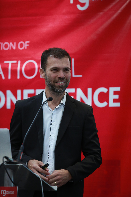 Speaker for Radiology Conferences - Sergio Marcelino De Oliveira