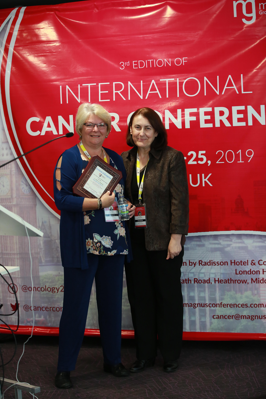 Leading Speaker for Radiology Conferences - Sherri J. Tenpenny