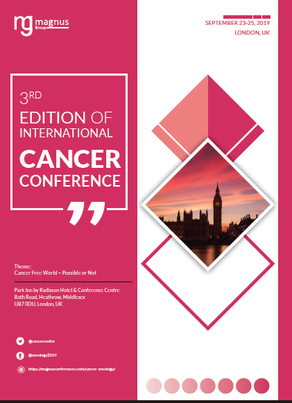 3rd Edition of International Cancer Conference | London, UK Book