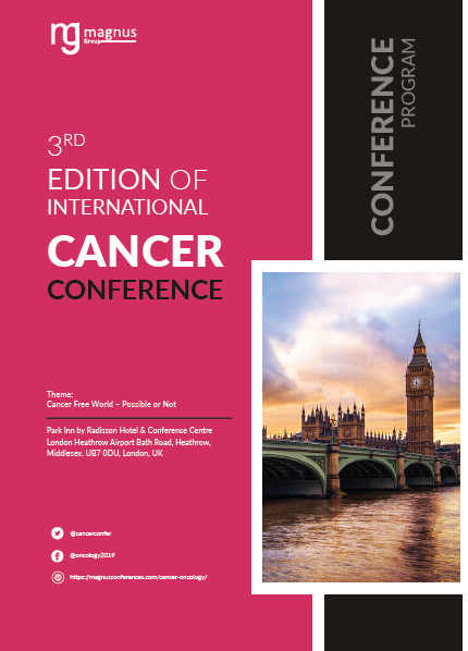 3rd Edition of International Cancer Conference | London, UK Program