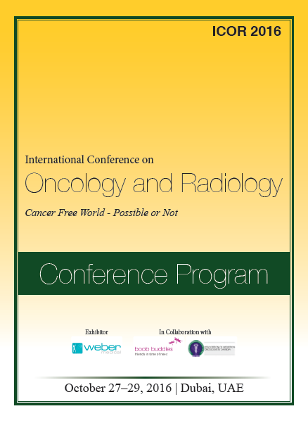 International Conference on Oncology and Radiology | Dubai, UAE Program