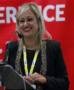 Organizing Committee Member 2021 - Rossana Berardi