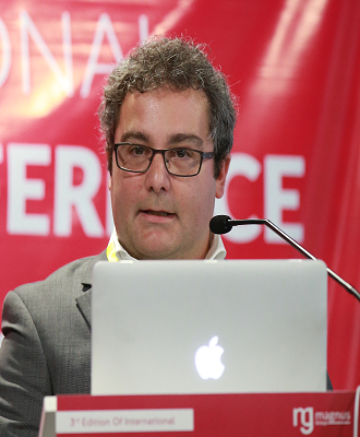 Leading Speaker for International Cancer Conference 2020 - Luigi Marongiu