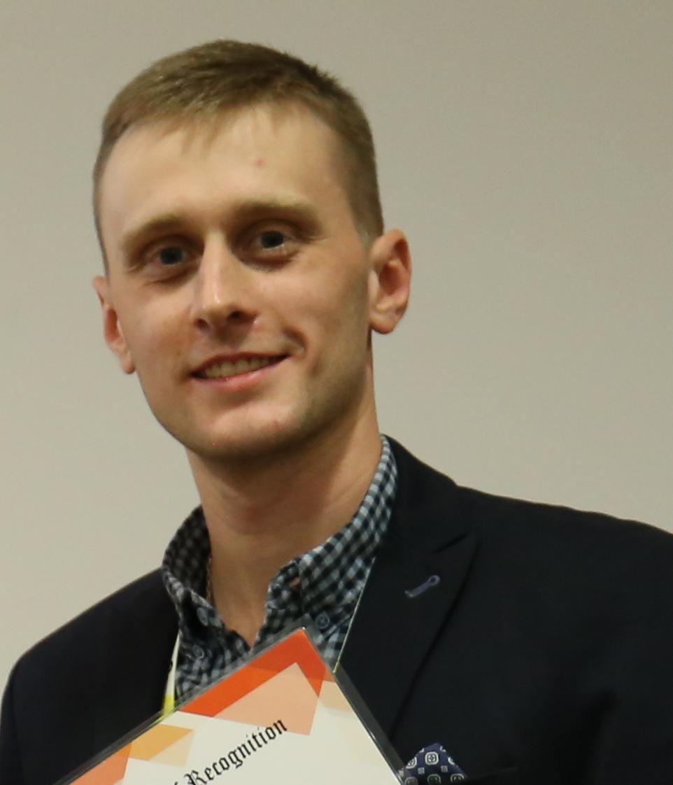 Potential Speaker for International cancer conference - Igor Pogrebniakov