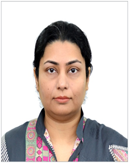 Speaker for International cancer conference - Madiha Rehman