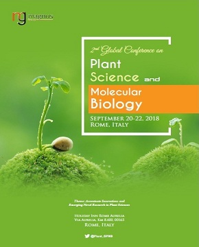 2nd Edition of Global Conference on Plant Science and Molecular Biology Book