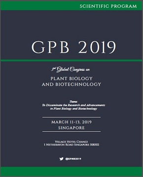 3rd Global Congress on Plant Biology and Biotechnology Program