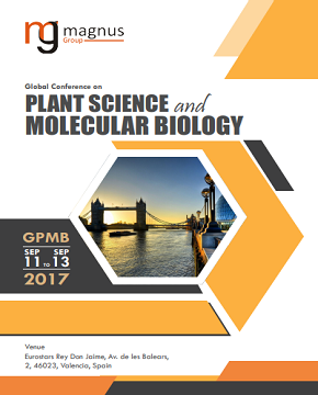 Global Conference on Plant Science and Molecular Biology Book