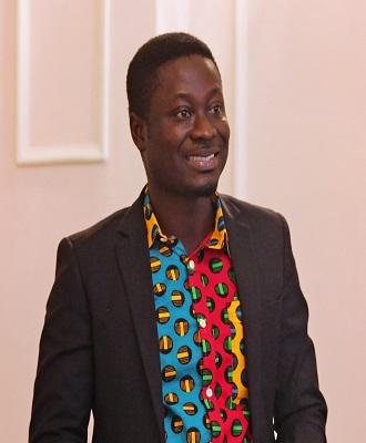 Speaker for Climate Change Virtual 2020 - Enoch Bessah