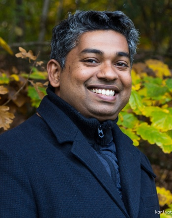 Speaker for Plant Science Conference - Kariyat Ramachandran Rupesh Ram