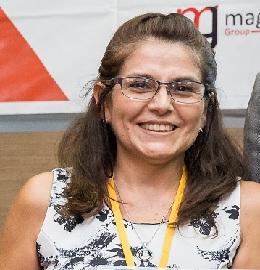 Speaker for plant science 2019 - Sandra Josefina Bravo