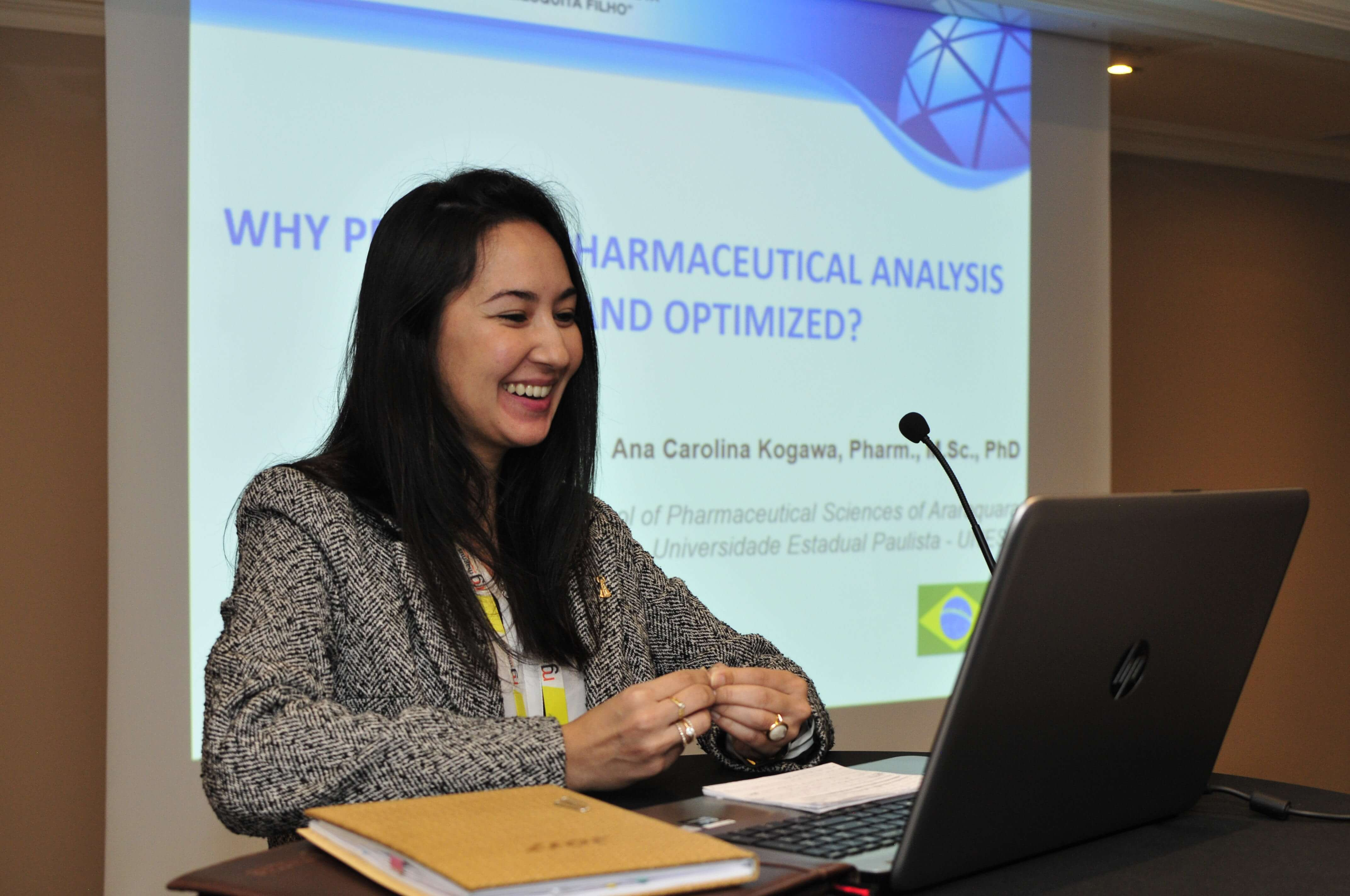 Leading speakers for Biotechnology summits-Ana Carolina Kogawa