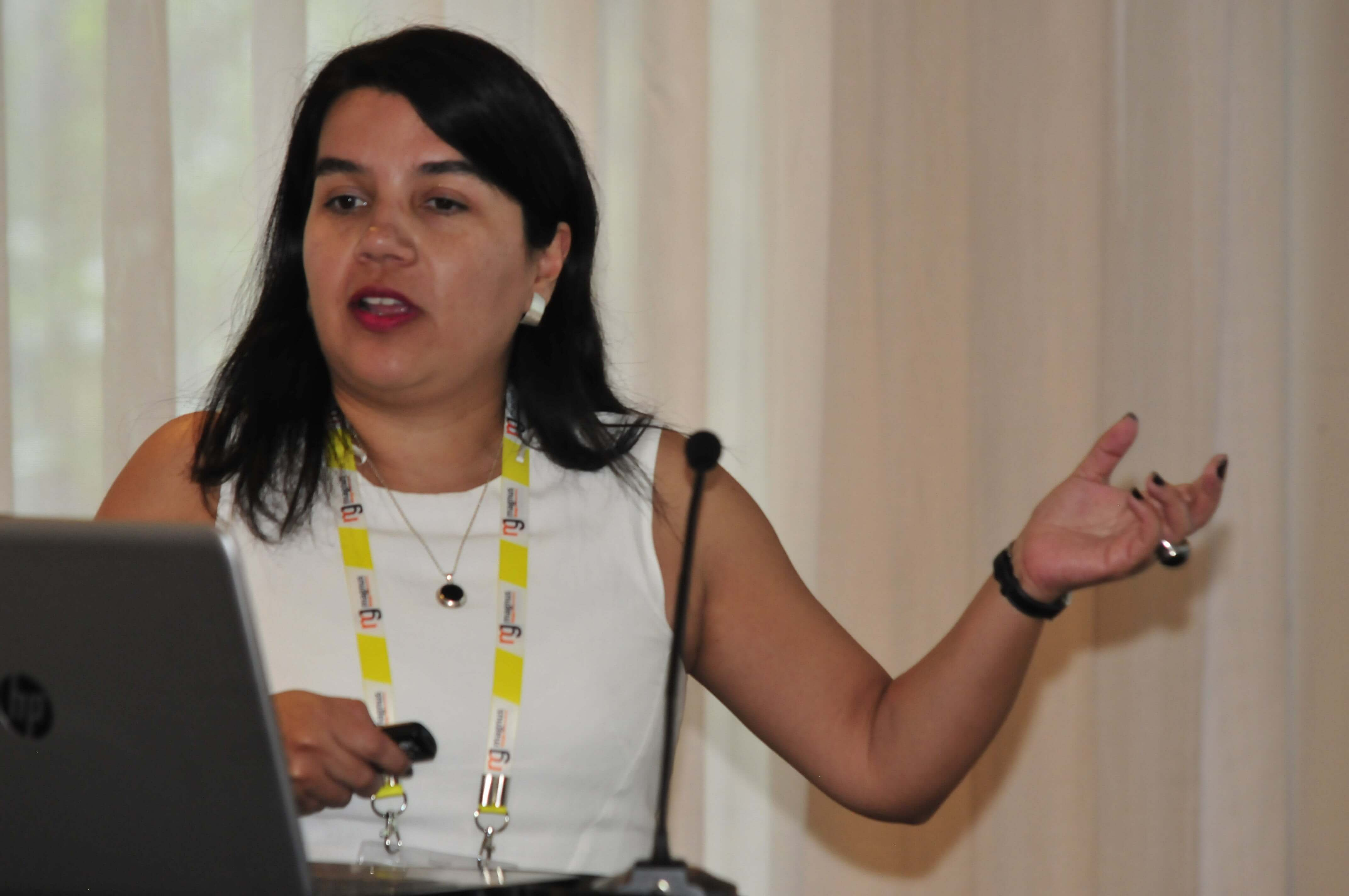 Speaker for Biotechnology conferences 2020-Katherina Fernandez