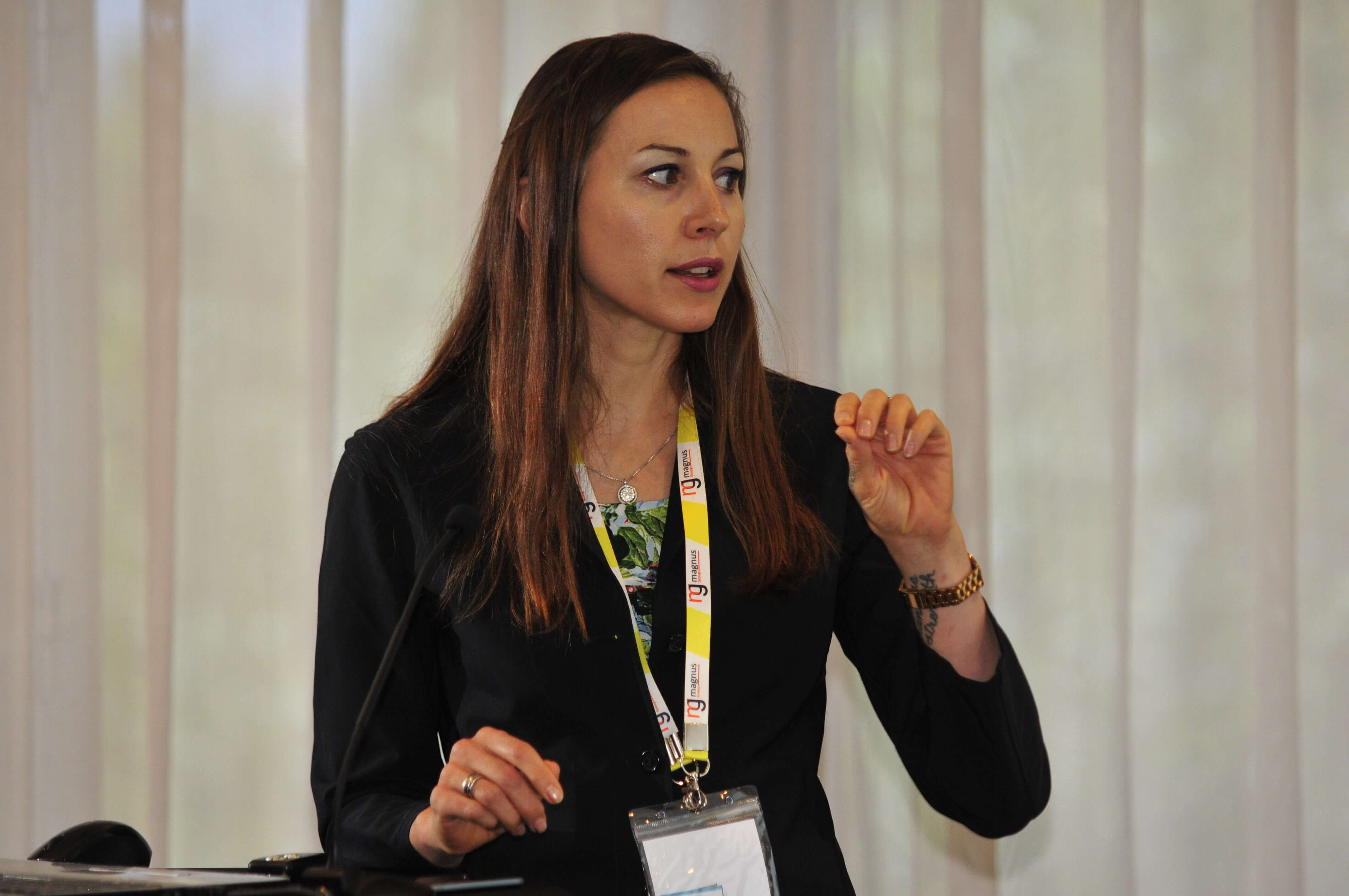 Speaker for Biotechnology conferences Europe-Kira Astakhova