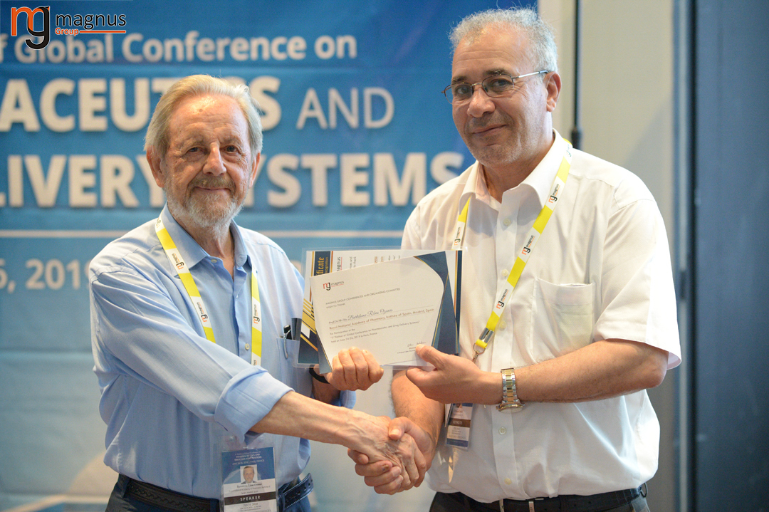 Speaker for Biotechnology conferences Europe 2020-Bartolome Ribas Ozonas