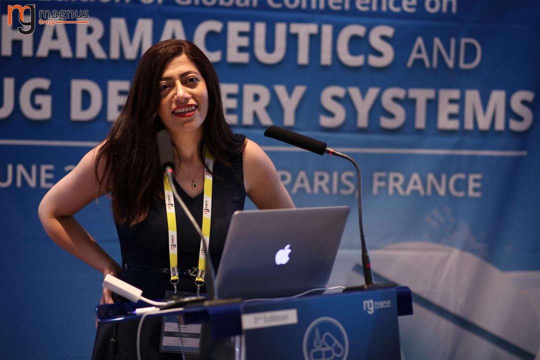 Leading speakers for Biotechnology meetings 2020 - Elinaz Farokhi