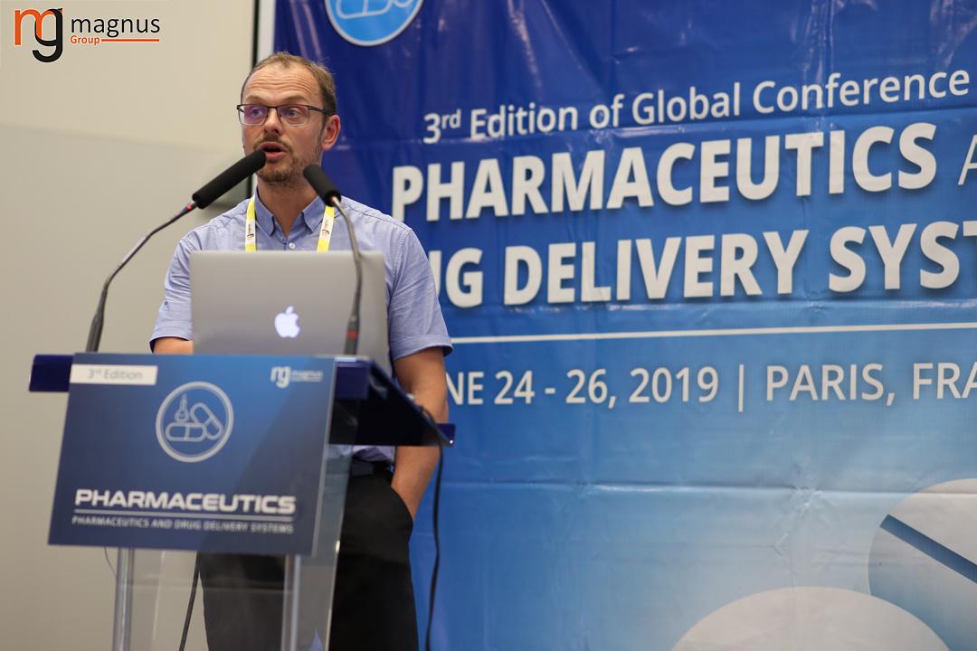 Leading speakers for Biotechnology summits-Fabien Gosselet