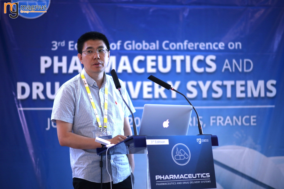 Potential speakers for Biotechnology conferences 2020 -  Fang Wu
