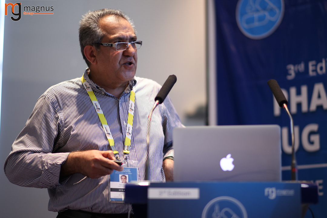 Speaker for Biotechnology conferences 2020-Farzin Roohvand