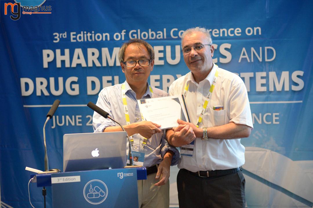 Speaker for Biotechnology conferences 2020 - Hong-yu Li