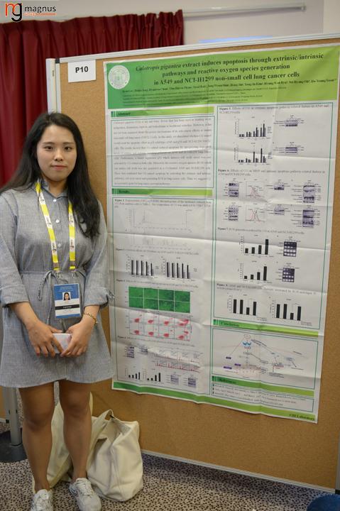 Speaker for Biotechnology events 2020-Jiyon Lee
