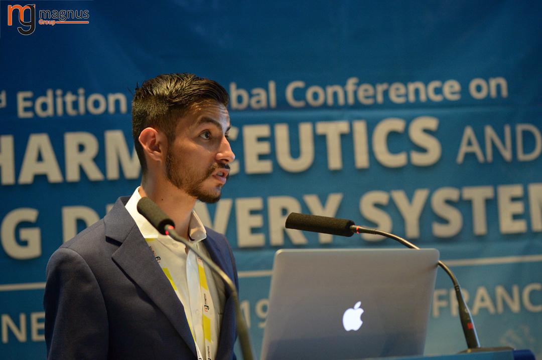 Potential speakers for Biotechnology conferences 2020 - José Eduardo Cuéllar