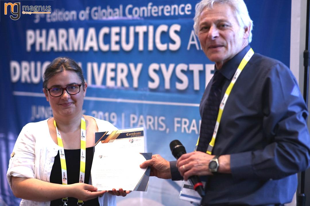 Speaker for Biotechnology conferences 2020 - Juliette Vergnaud-Gauduchon