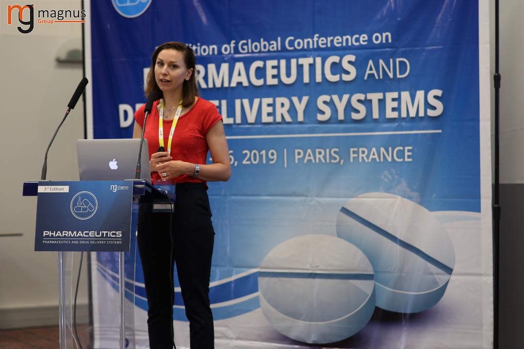 Speaker for Biotechnology conferences 2020-Kira Astakhova