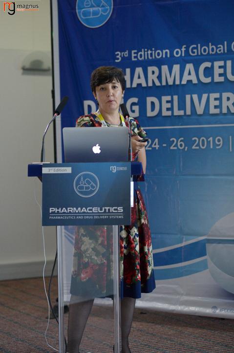 Speaker for Biotechnology events 2020-Manuela Calin