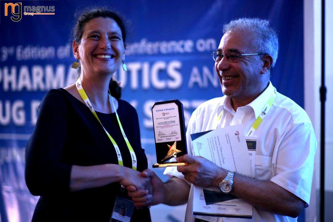 Leading speakers for Biotechnology meetings 2020 - Maria van Dongen