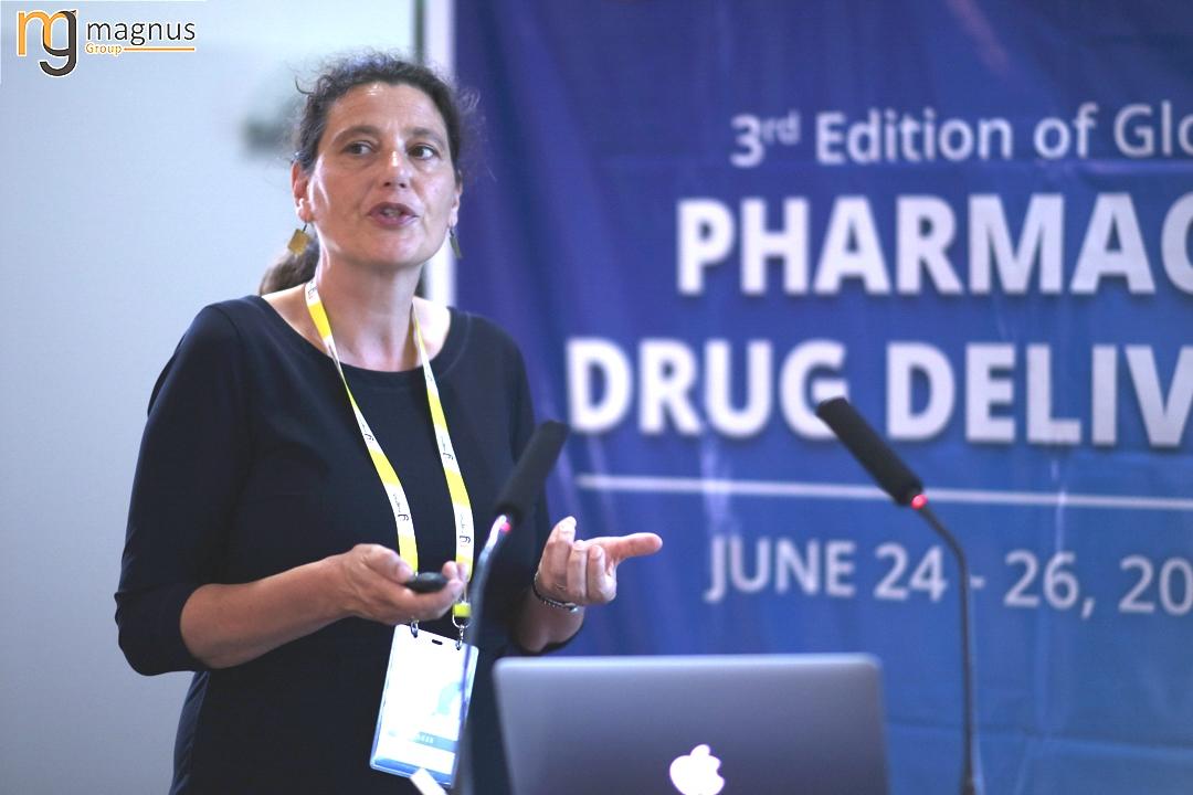 Leading speakers for Biotechnology meetings 2020-Maria van Dongen