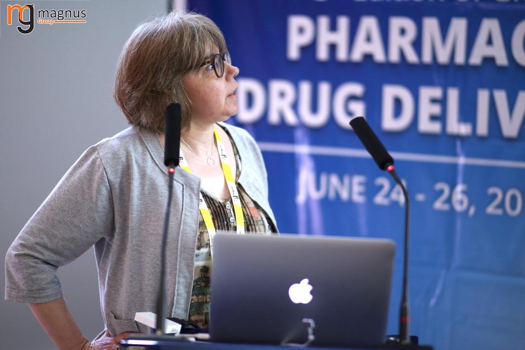 Speaker for Biotechnology conferences Europe 2020 - Nathalie Janel