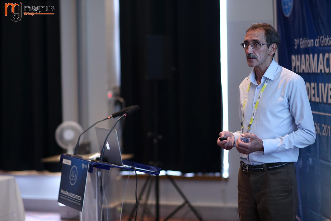 Speaker for Biotechnology conferences Europe 2020-Nikolay E. Polyakov