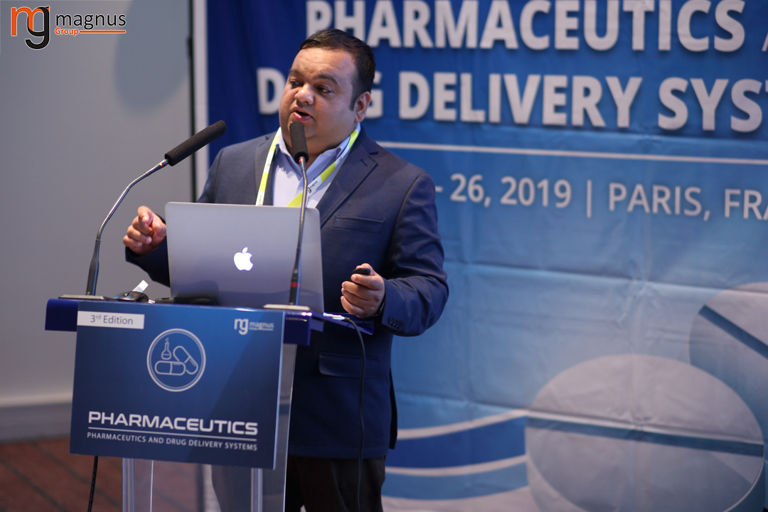 Potential speakers for Biotechnology conferences 2020-Paritosh Pande