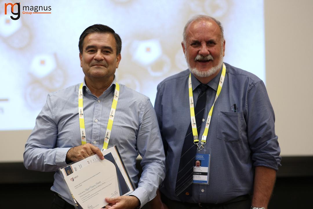 Speaker for Biotechnology conferences 2020 - Rafael Vazquez-Duhalt