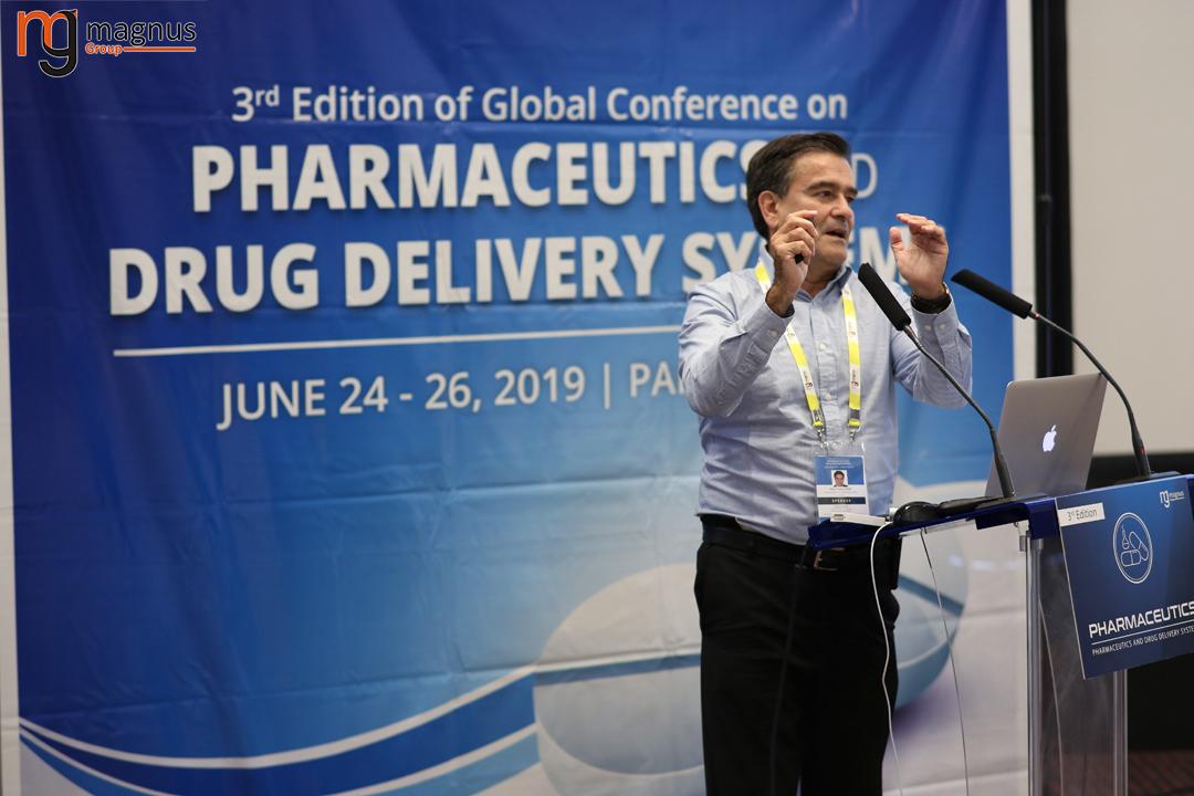 Leading speakers for Biotechnology summits-Rafael Vazquez-Duhalt