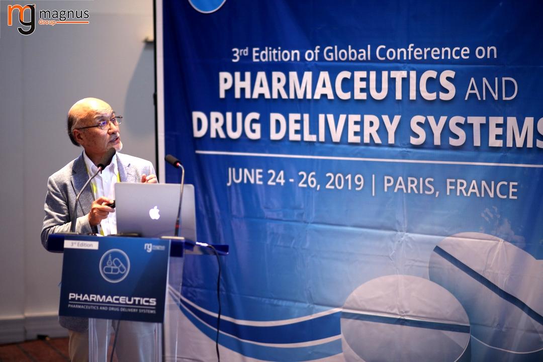 Leading speakers for Biotechnology meetings 2020 - Shunichiro Taniguchi