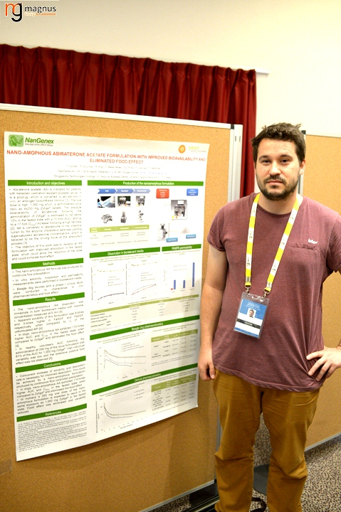 Potential speakers for Biotechnology conferences 2020 - Tamás Jordán
