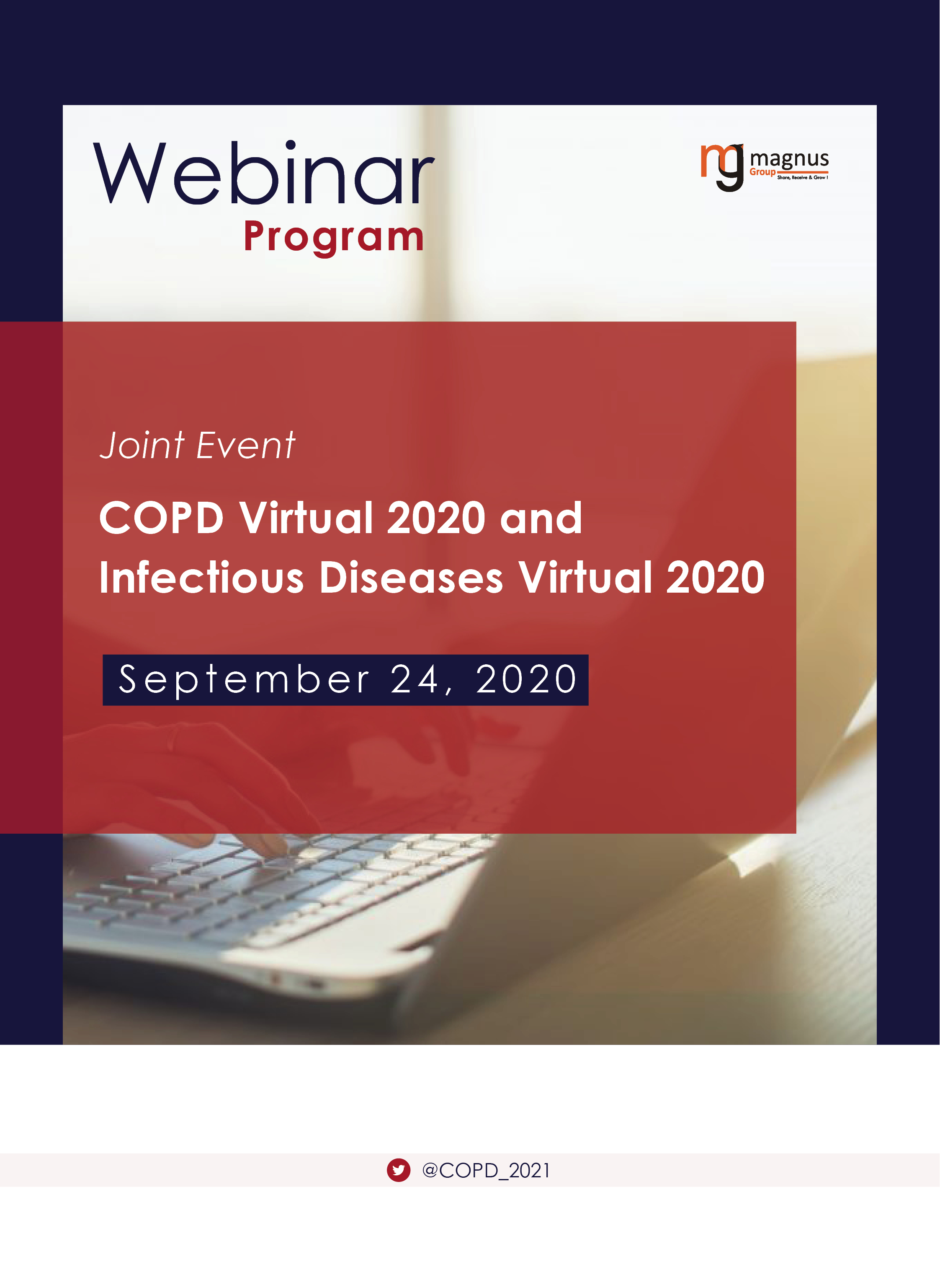 International webinar on COPD and Asthma | Online Event Program