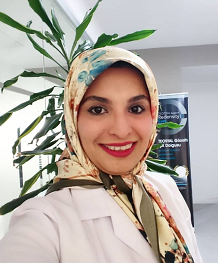 Speaker for COPD 2021 - Nazila Bahmaie