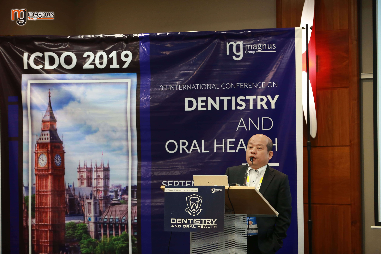 Dental Conference- Chienhai Li