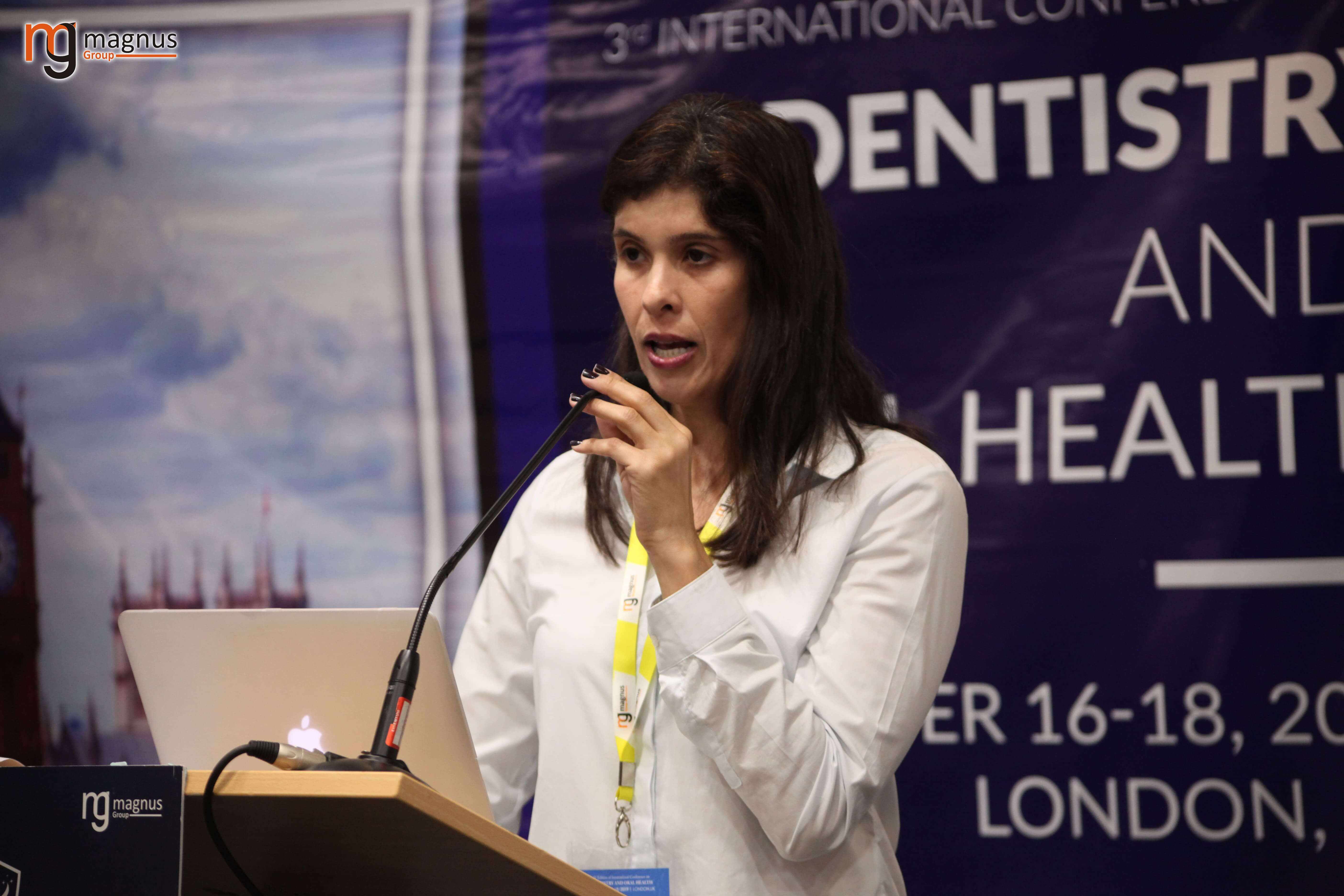 Dentistry Conference- Erika Storck Cezario